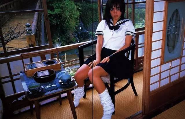 永井流奈丨荒木经惟,1999