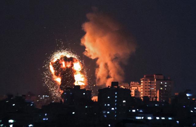 以军空袭加沙地带造成平民丧生,美国女议员:这是恐怖主义