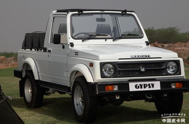 基于新款吉姆尼打造,为印度市场设计,新Gypsy渲染图曝光