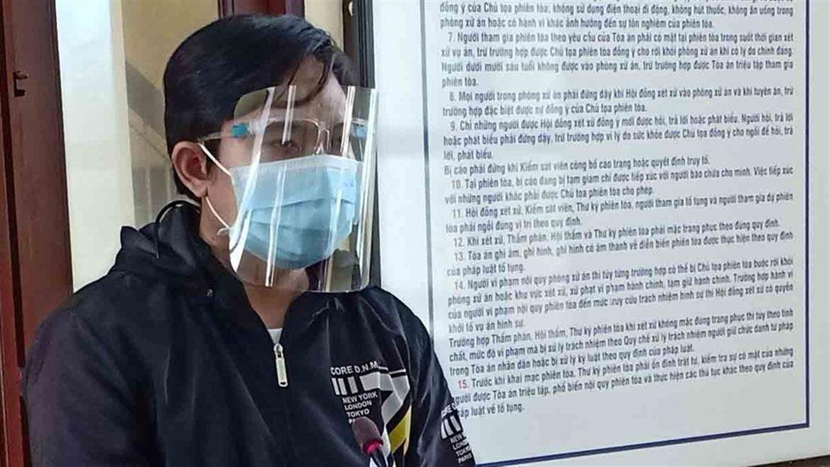 越南男子因传播新冠致人死亡被判五年