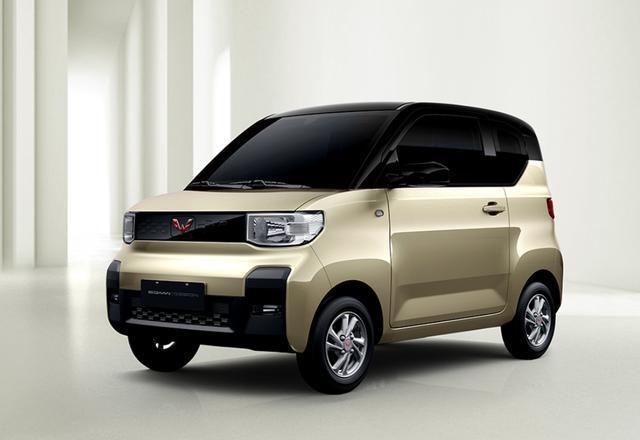 续航短的新能源汽车没市场?看五菱汽车如何破局