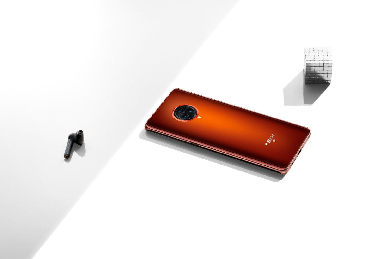 NEX 3S 双模 5G 旗舰新品,搭载高通骁龙865芯片