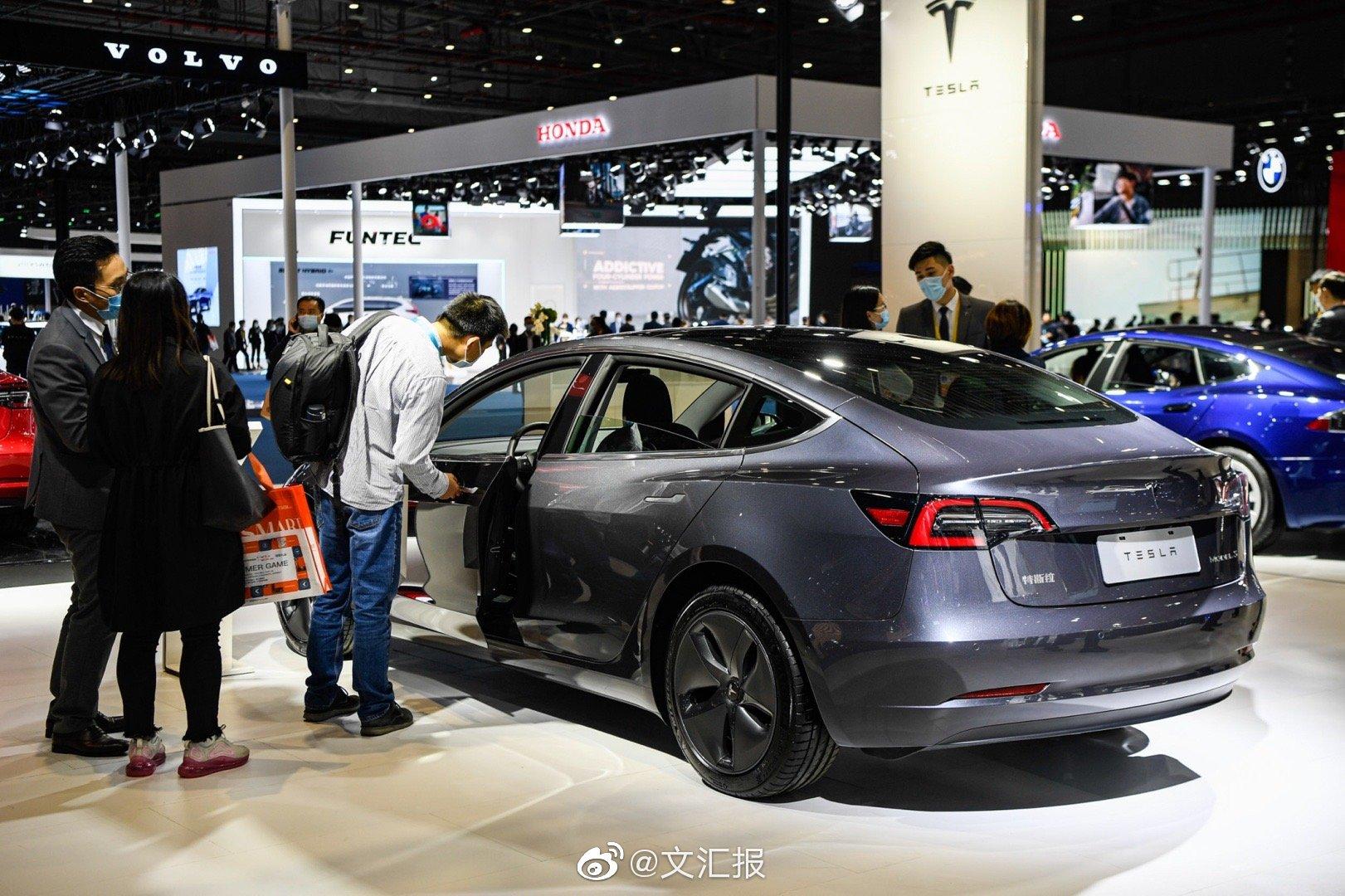 进博图集 | 挑花眼!汽车展区新能源型来报道,你看中哪辆