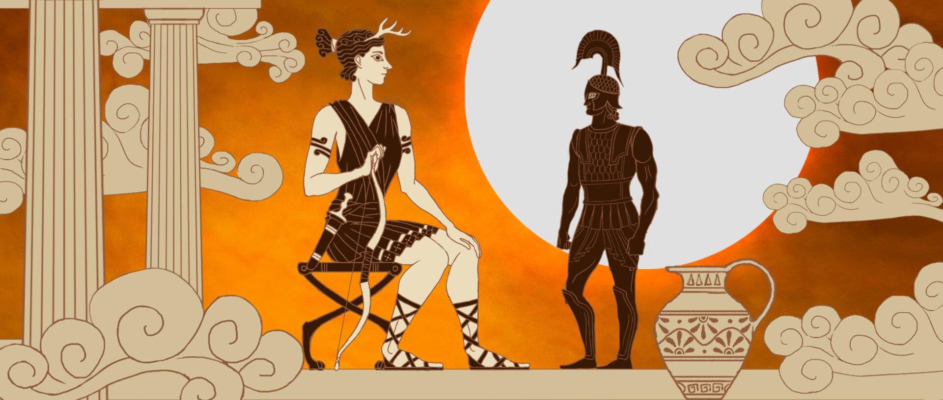 《全战传奇:特洛伊》更新拍照模式 用游戏镜头捕获希腊风光