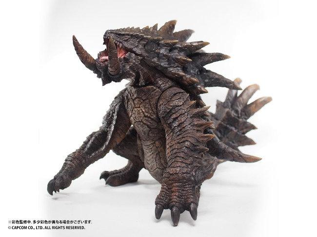 CCP联动《怪猎》第三弹 火山地区之王:霸龙