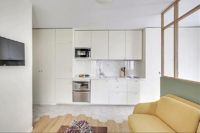 30平米复古小清新风格公寓