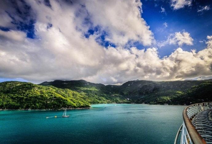 加勒比海岛国——海地,美到晕眩的潜水胜地。