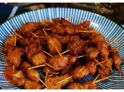 家常菜:牙签肉,炒猪肉片,上汤西兰花,杭椒牛柳