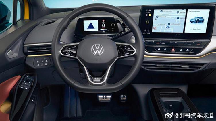 大众全新纯电动SUV ID.4于海外市场正式发布,新车起售价为39