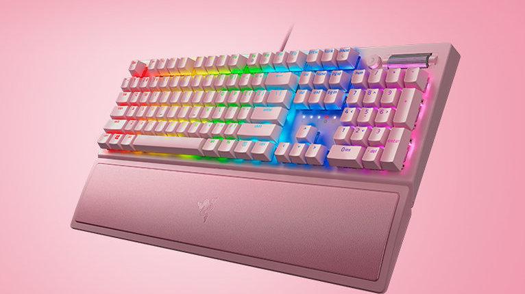 1499元!雷蛇发布黑寡妇蜘蛛V3机械键盘:绿轴+静音黄轴