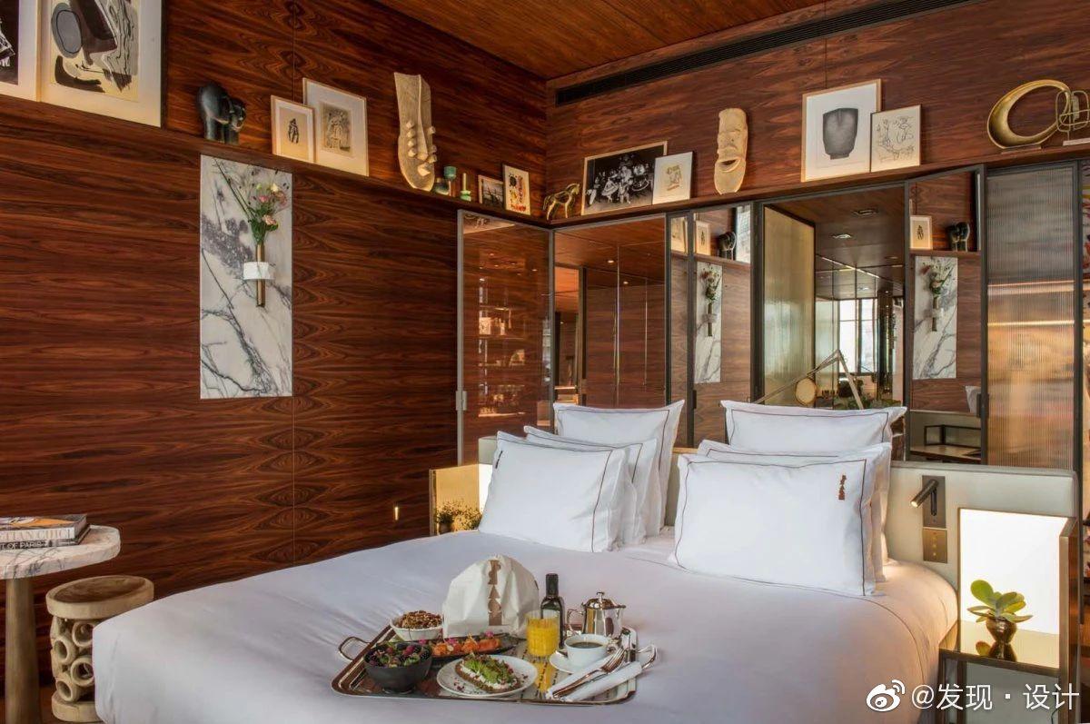鬼才设计师Philippe Starck时尚营造-法国Brach 酒店