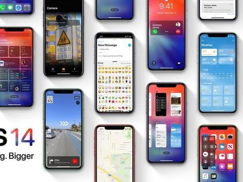 iOS14代码曝光,支持升级机型一览!iPhone 6S和SE还能再战3年