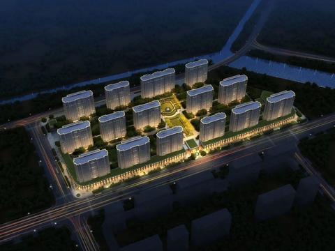 萧山这个镇公布安置房建设方案!设计大气,五道防御体系!部分效果图曝光!
