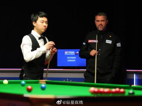 中国小将6-1横扫7冠王亨德利,2位00后韧劲不足,2个5-6惜败