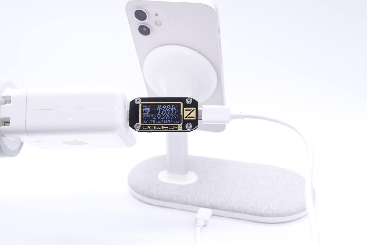 为iPhone 13而来,通用iPhone 12系列,测评MOMAX立式双项磁吸无线充 评测 第19张
