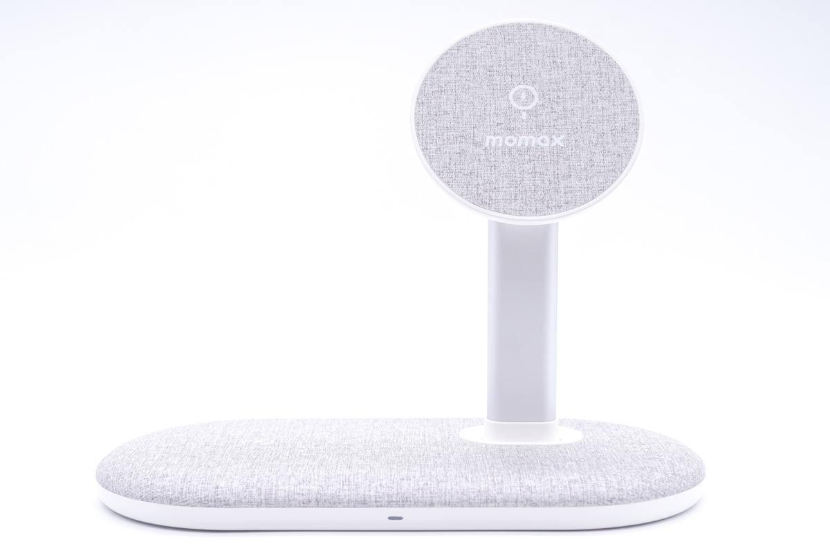 为iPhone 13而来,通用iPhone 12系列,测评MOMAX立式双项磁吸无线充 评测 第6张
