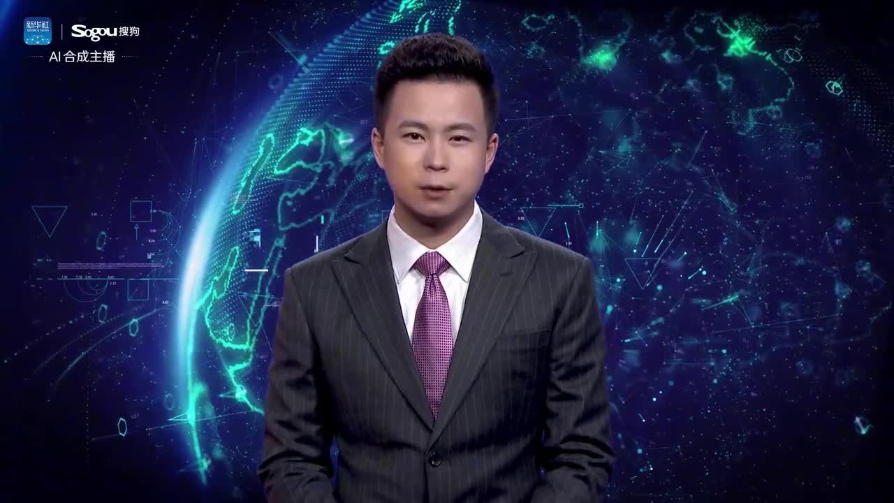 AI合成主播丨我国时速600公里高速磁浮交通系统在青岛下线