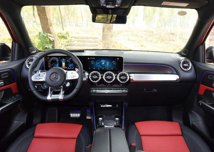 上半年新车回顾:动力更强劲,梅赛德斯新款AMG GLB 35了解下