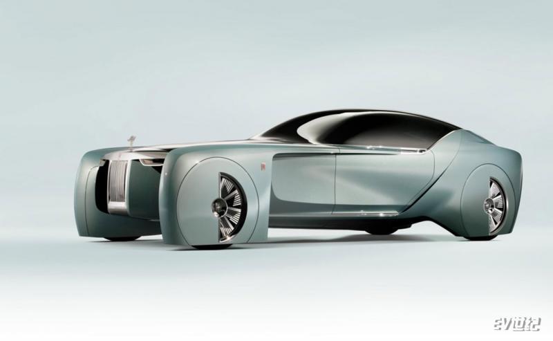 劳斯莱斯透露新车型计划 首款纯电动车Silent Shadow正在开发