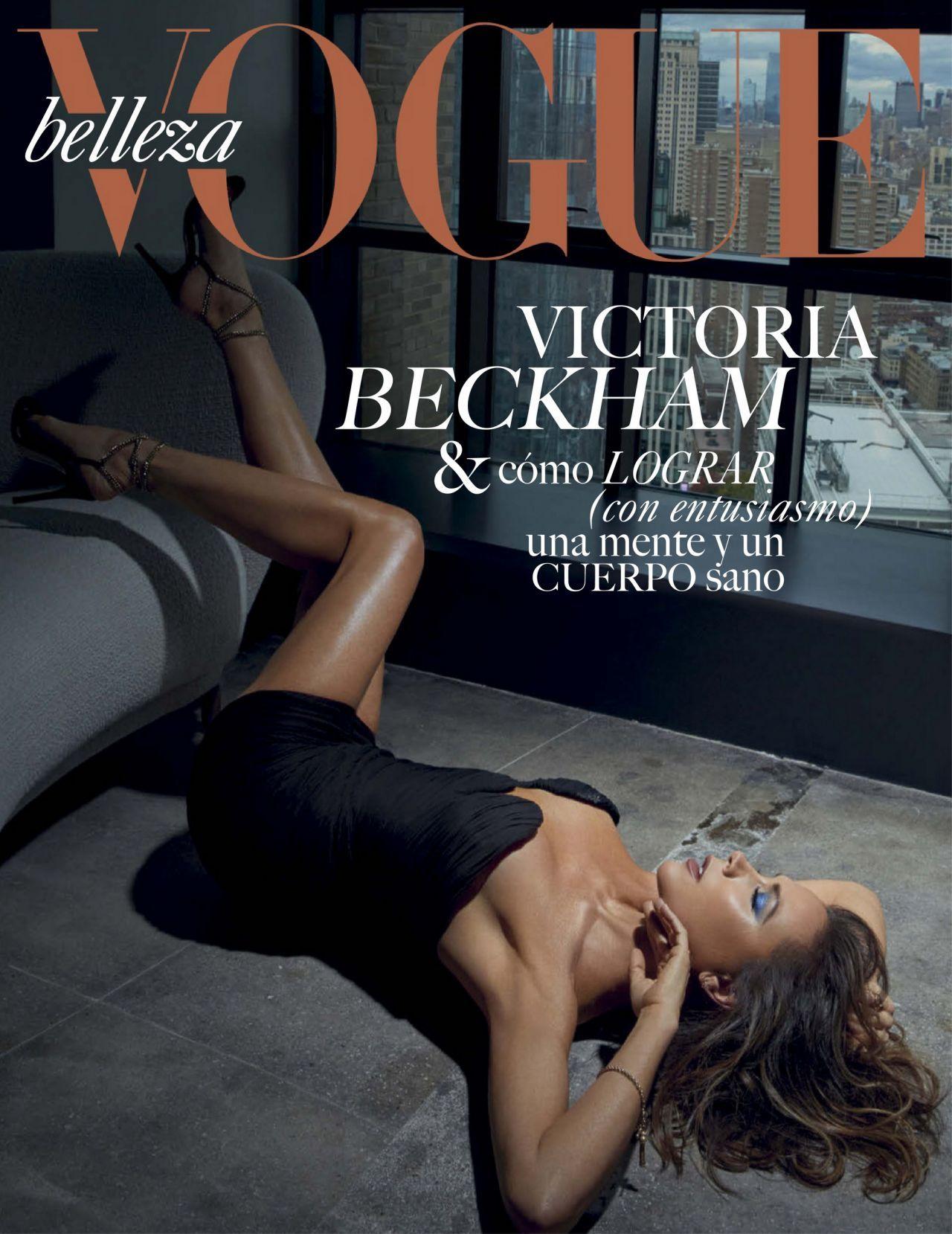 维多利亚·贝克汉姆(Victoria Beckham)-《 Vogue Belleza》西班牙20