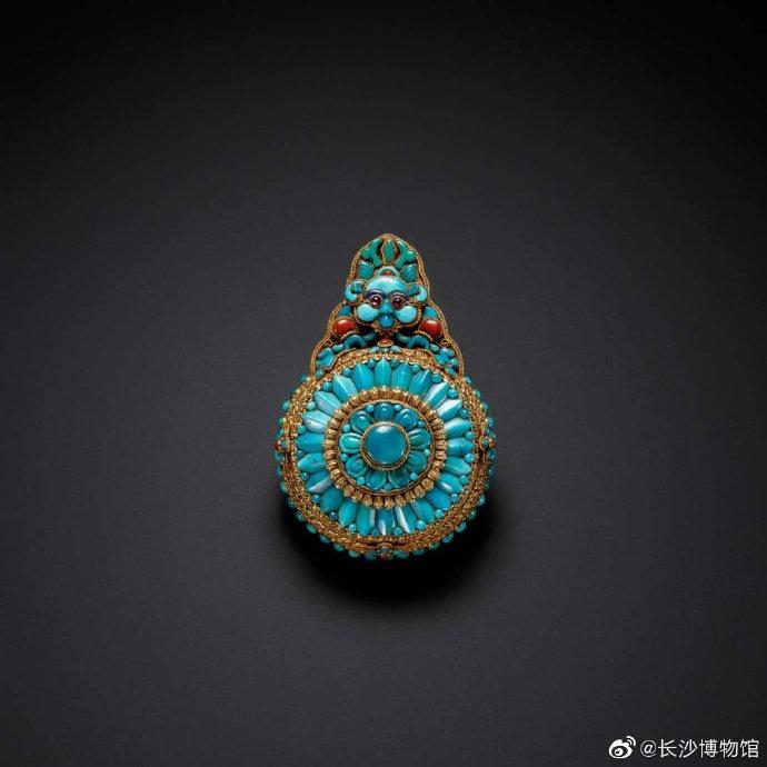 """的""""雪漠玲珑——喜马拉雅与蒙古珍品展今天开幕了"""