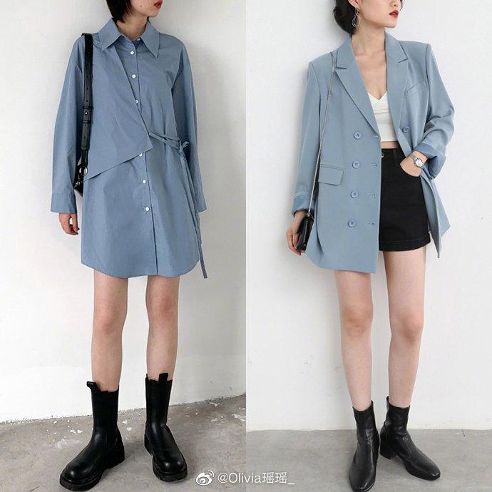 18套极简风法式复古穿搭,高级又不失时尚感。