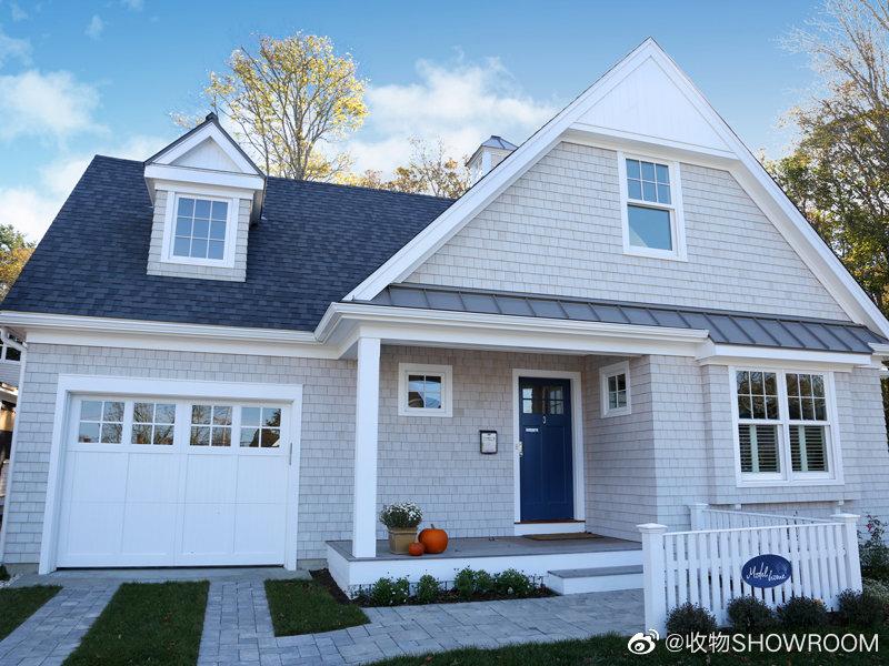 环保小屋这座环保小屋位于美国马萨诸塞州西法尔茅斯的12个独立小屋