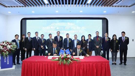 畅联股份助力丹纳赫 重磅打造上海自贸区物流仓库