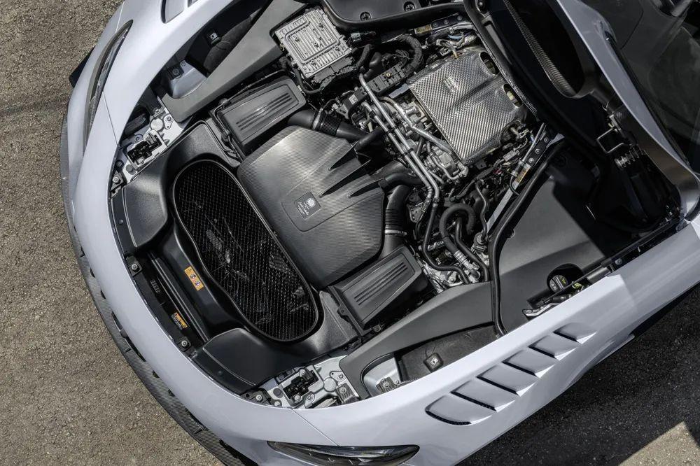 【全球首发】全新梅赛德斯-AMG GT Black Series   黑武士来袭
