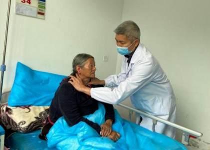 带着先进技术进藏,留下满头白发归乡,42岁援藏医生:这是一生最珍贵的回忆