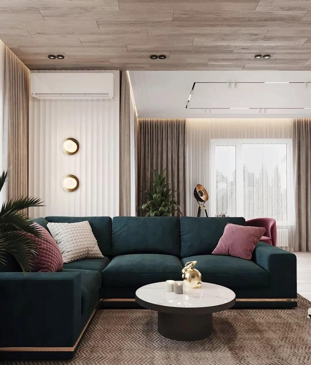 现代城市的气质优雅空间 | Prosvirin Design 汕头室内设计/潮阳揭