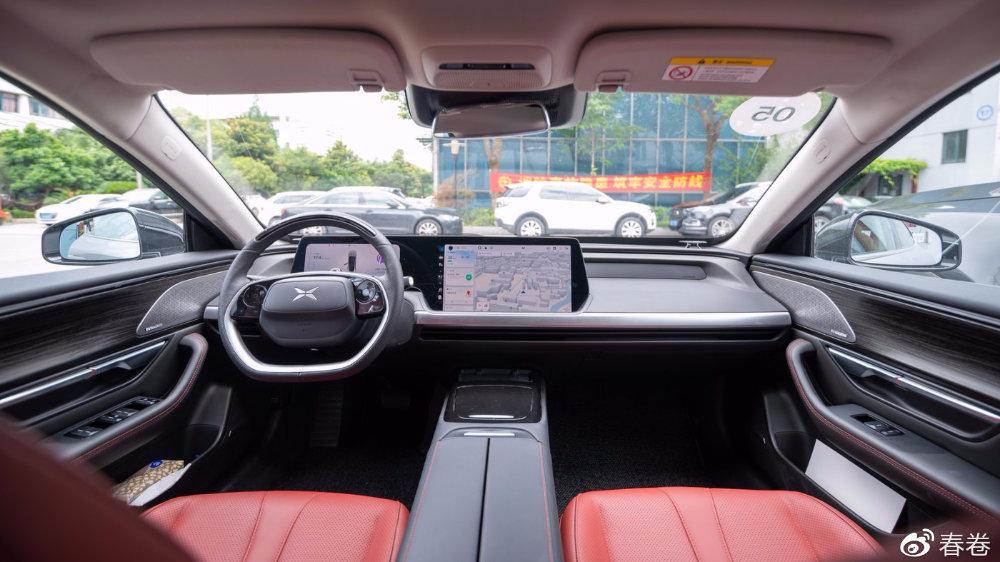 设定太激进?谈谈小鹏P7的智能车载与音响系统