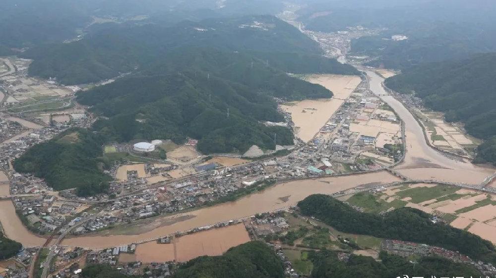 因暴雨受灾的在日留学生,可申请10万日元补贴