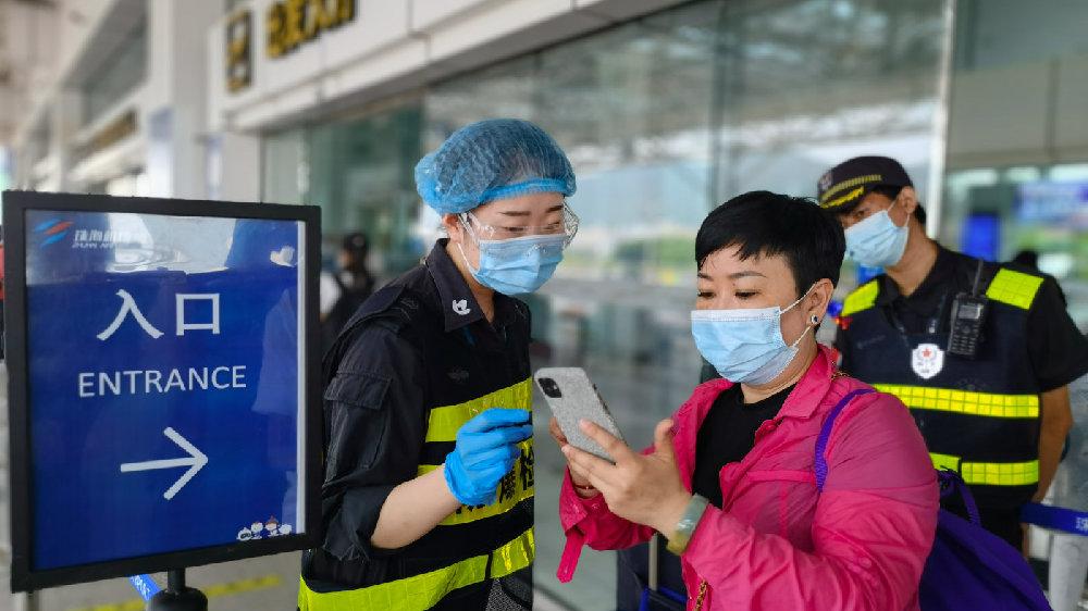 珠海机场五一小长假迎送旅客约19.3万人次,单日客流再创新高