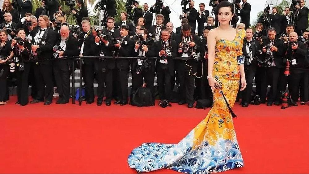 中国女演员困在时尚圈