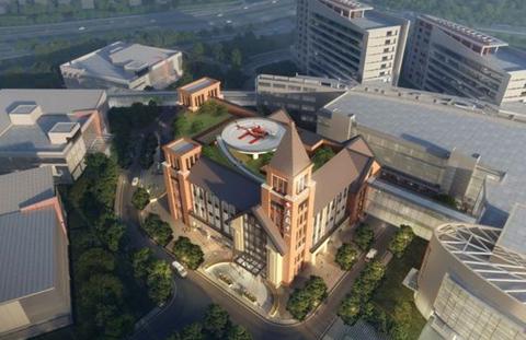 东莞市人民医院急救中心8月开建