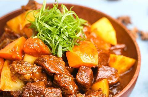 土豆炖牛肉的做法来喽,每天一道家常菜,天天不重样!