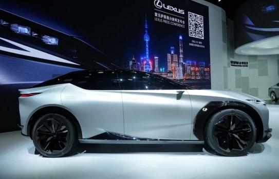 雷克萨斯纯电动概念车LF-Z量产,预计明年8月亮相