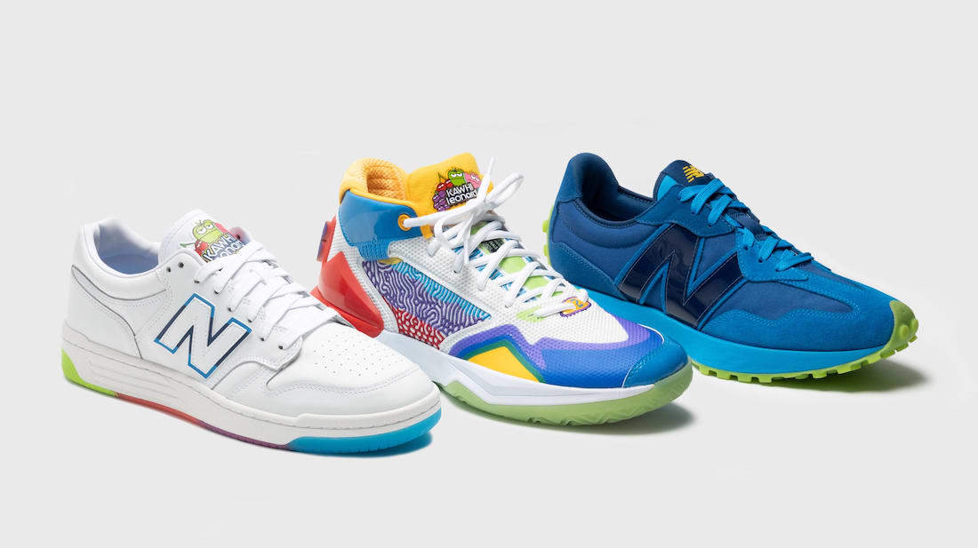 Jolly Ranchers x New Balance Kawhi Collection 正式定档预计将于1