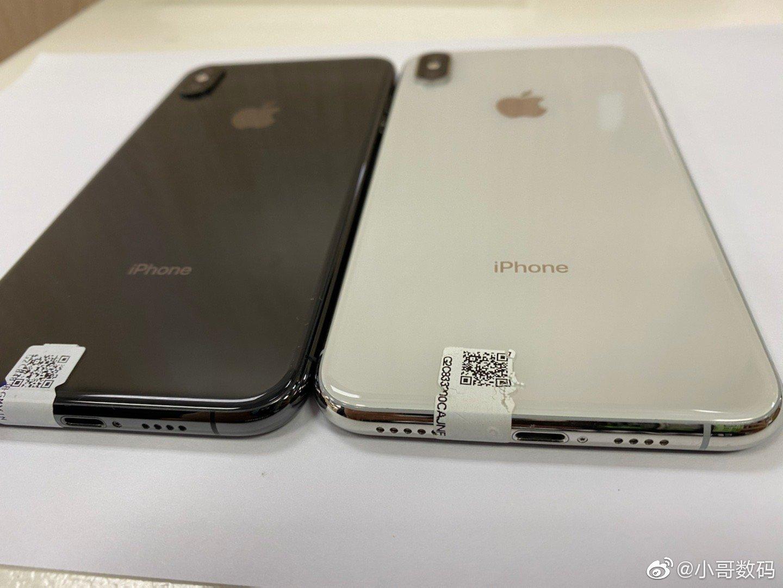 港版iPhone xsmax,大内存286g,双卡双待全网通