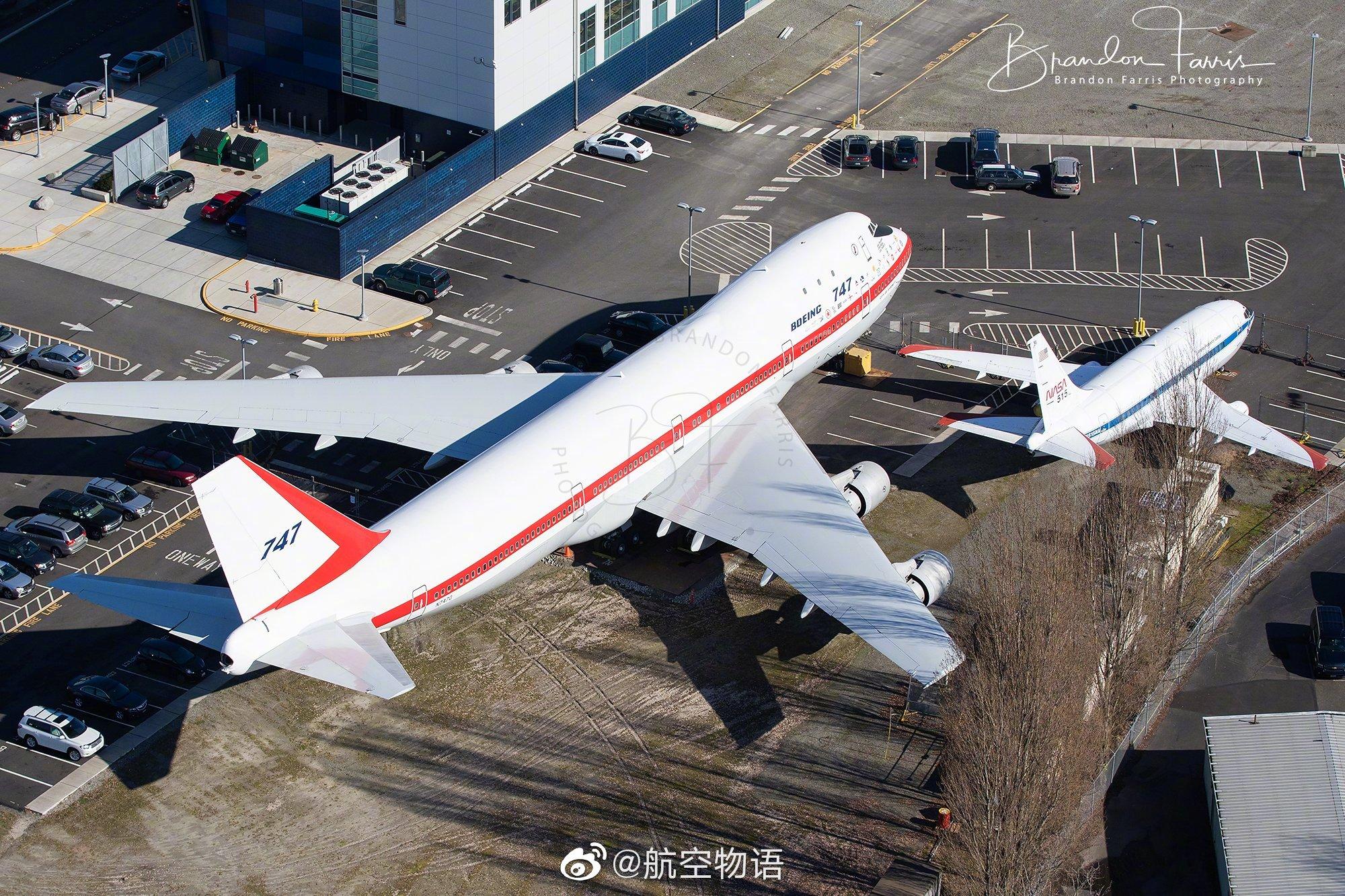 今天布伦博格社(战术错字)发了篇新闻表示波音即将停产747