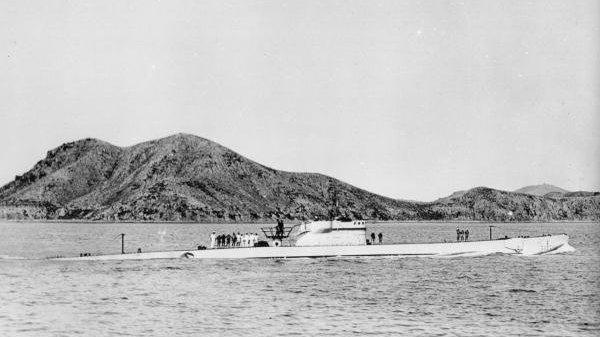 德军潜艇救助盟军落水者遭美军袭击:拉科尼亚号和U艇那些事