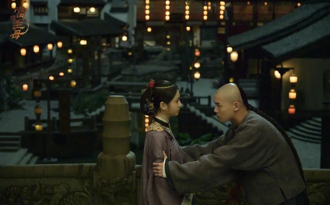 蒋勤勤、徐海乔、张慧雯主演的《当家主母》剧照