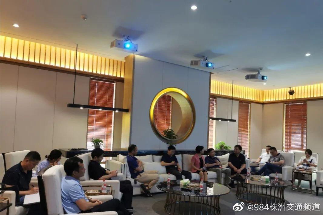 株洲市政协副主席周雪辉一行莅临枫溪片区调研