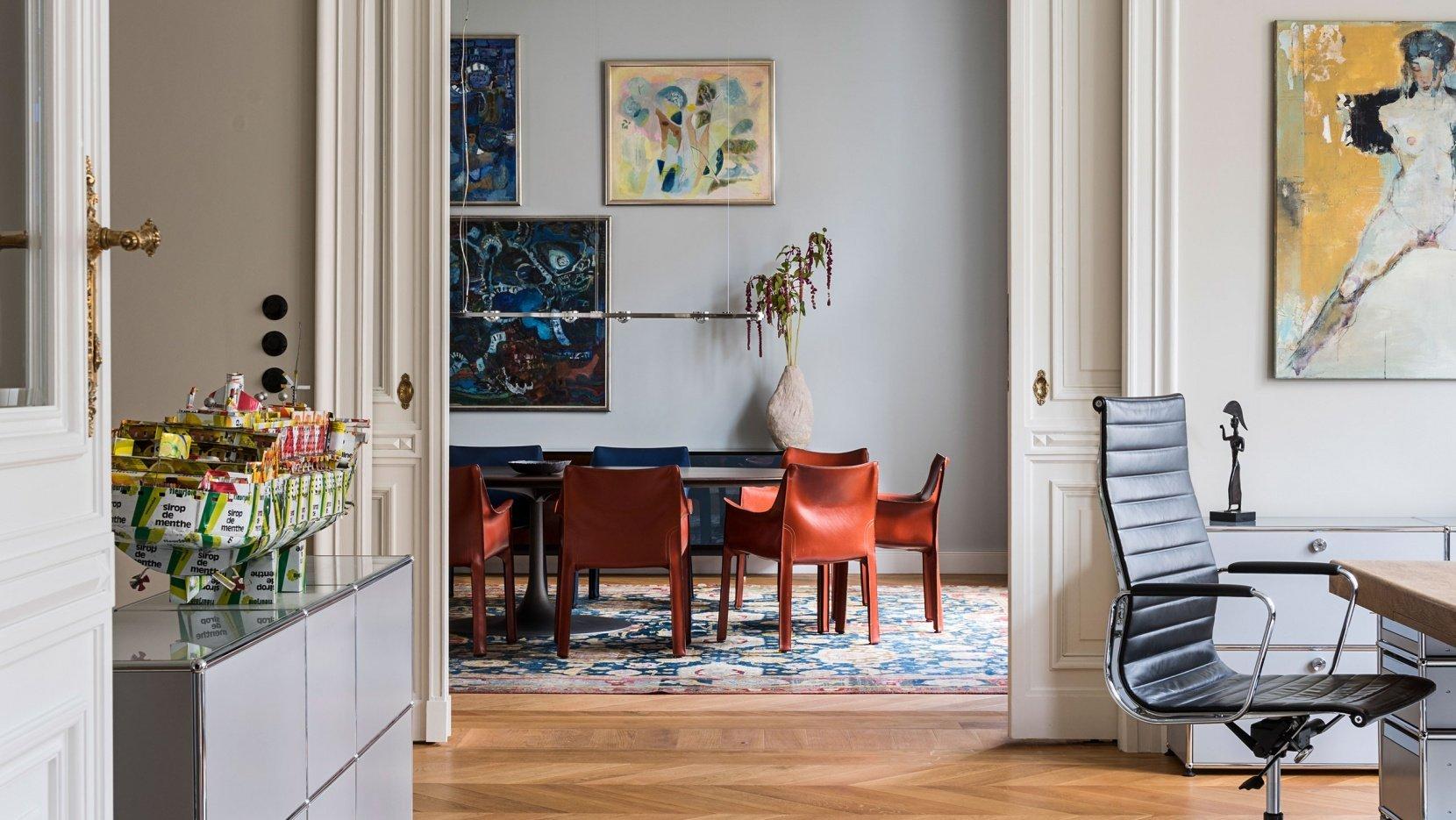 柏林,Berliner Zimmer艺术之家,无缝连接过去与现在(设计公司