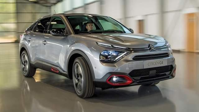 雪铁龙的希望!新一代C4曝光,跨界轿跑风格,或明年国产