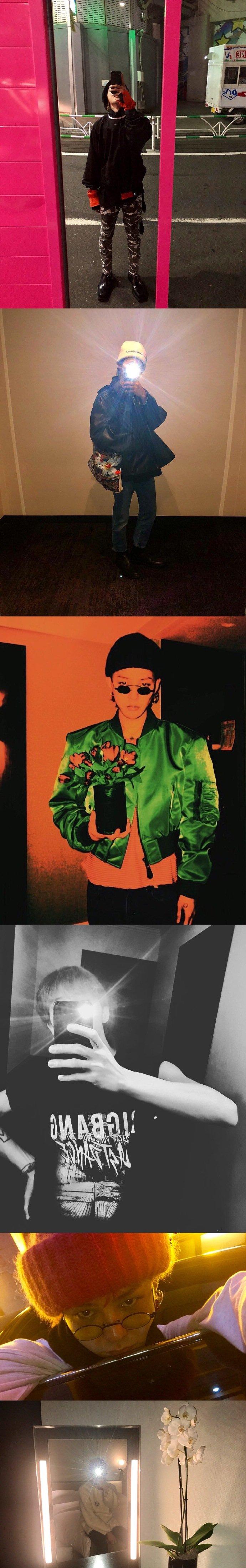 权志龙G-Dragon 📸