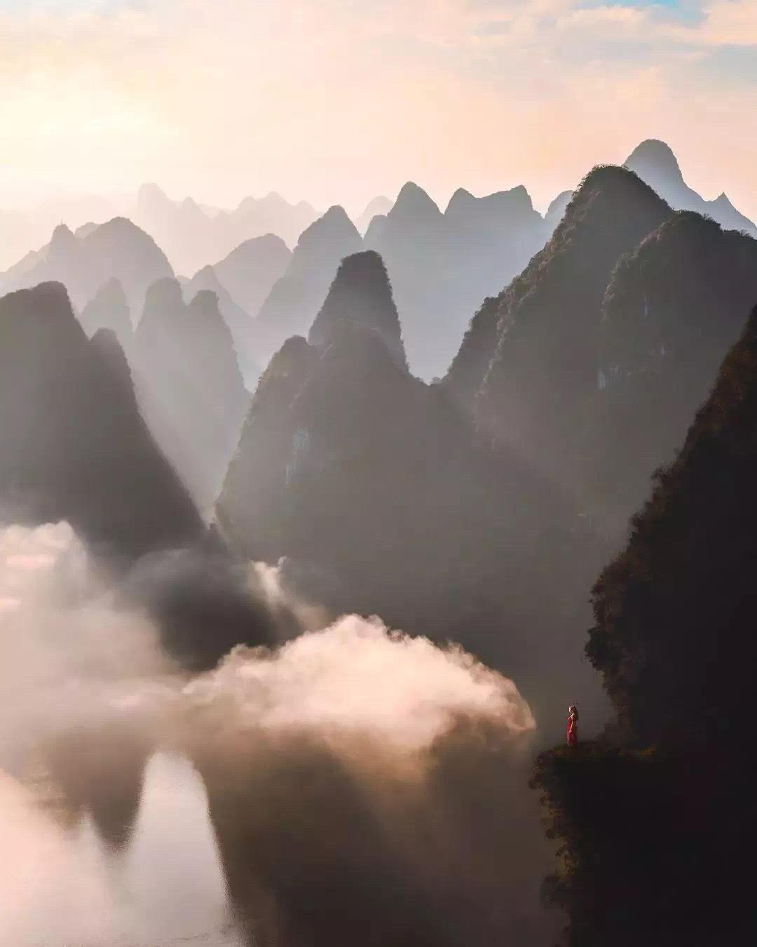 最有神韵的中国! 到处皆诗境,随时有物华……