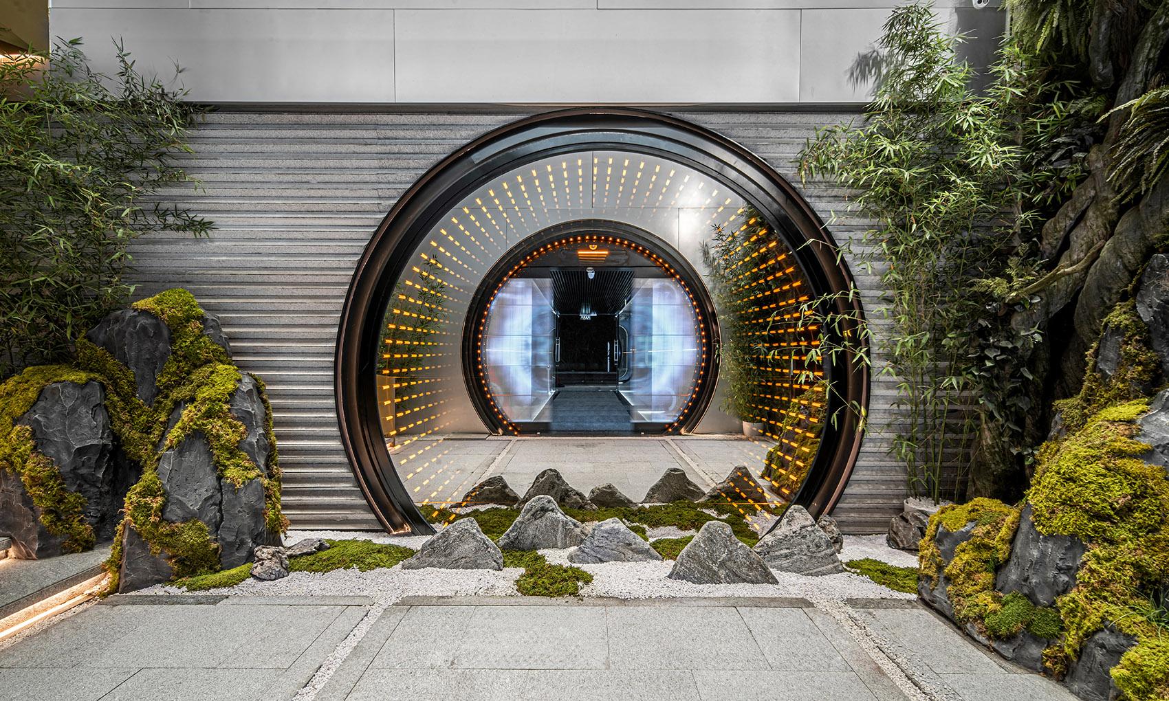"""北京,""""J SPACE""""联合办公楼,走入异次元的办公空间"""