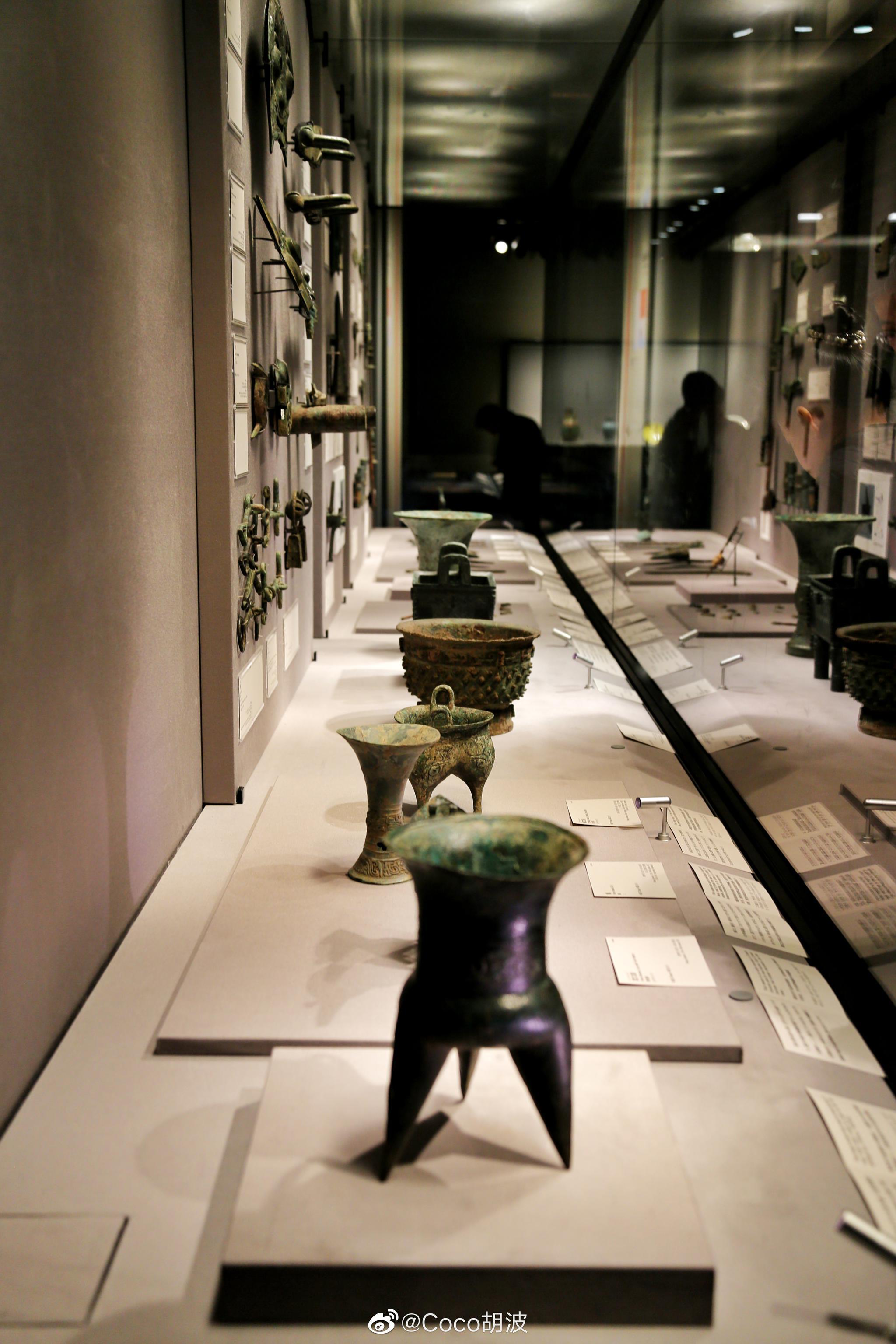 于1872年创建的东京国立博物馆,是日本收藏中国文物最丰富的博物馆